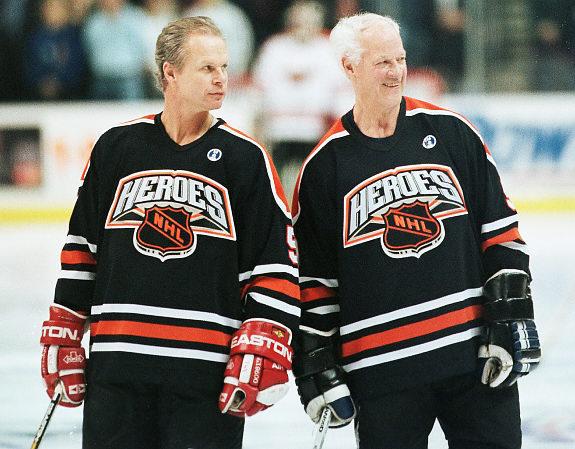 """""""Mr. Hockey"""""""